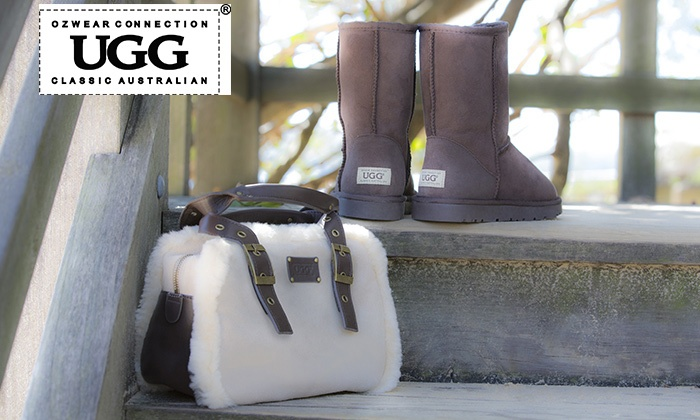 1087946c777 Ozwear 3/4 UGG Boots | Groupon Goods