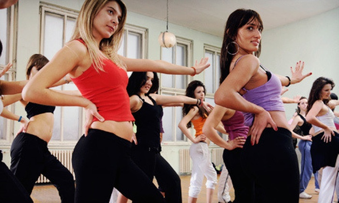Getfitnl - Paradise: 5 or 10 Zumba Gold Classes from Getfitnl (Up to 57% Off)