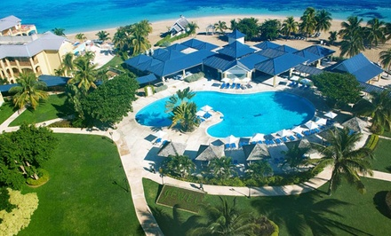 groupon daily deal - 4-Night All-Inclusive Stay for Two at Jewel Runaway Bay Resort in Jamaica. Includes Taxes and Fees.