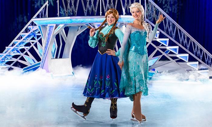 """Disney On Ice presents Frozen"" Presented by Stonyfield YoKids Organic Yogurt - Infinite Energy Arena: <i>Disney On Ice presents Frozen</i> Presented by Stonyfield YoKids Organic Yogurt (Save Up to 24%)"