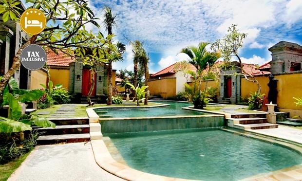 Bali: 4-Star Private Pool Stay 0