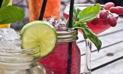 image for Four Cocktails For Up to Four People for £15 at Voodoo Moon (42% Off)