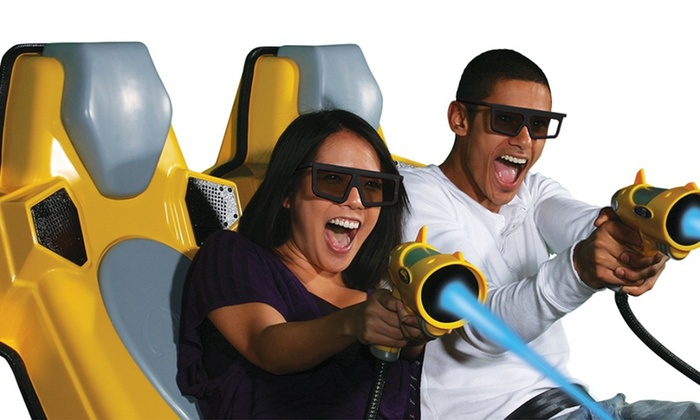 THE RiDE 7D - The Ride 7D: Up to 39% Off Tickets to THE RiDE 7D at The Irvine Spectrum Center