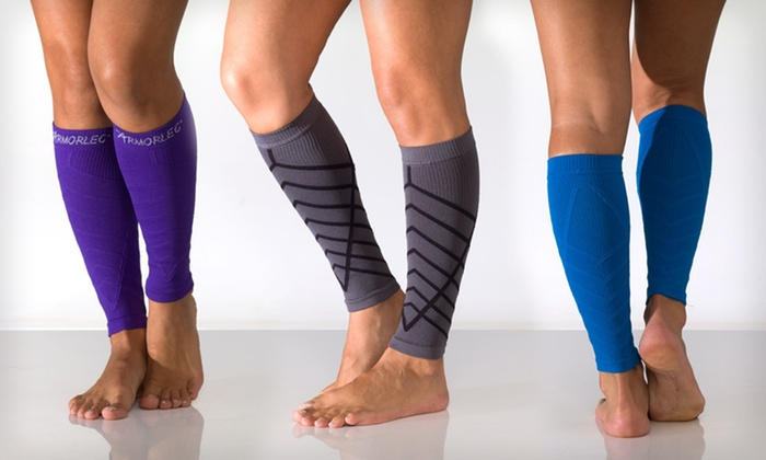 Remedy Calf Sport Compression Socks: $17 for Remedy Calf Sport Compression Socks ($39.99 List Price). Multiple Options Available. Free Shipping and Returns.
