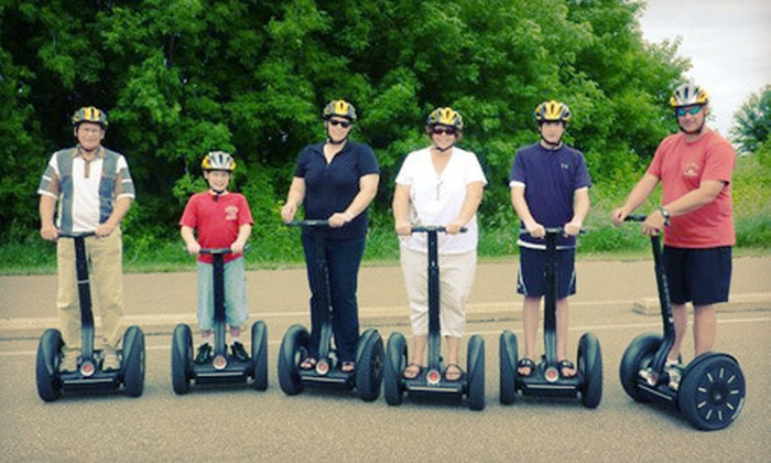 All American Segway - Multiple Locations: $30 for a Two-Hour Segway Tour from All American Segway ($60 Value)