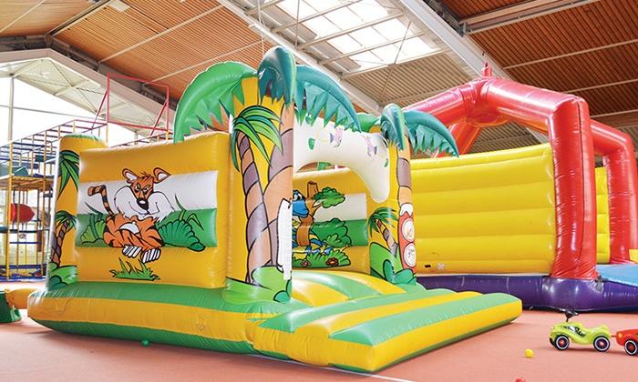 Funpark Waldrems - Funpark Waldrems: Eintritt für 1 oder 2 Erwachsene und 1 oder 2 Kinder in den Funpark Waldrems (bis zu 26% sparen*)