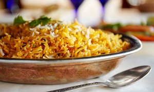 Taj-India: $9 for $20 Worth of Vegetarian Indian Cuisine at Taj-India