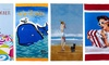 Conde Nast Beach Towels: Conde Nast Beach Towels