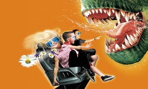 Amusement Warehouse CC: 5D Theatre Ride from R50 for Two at Amusement Warehouse (Up to 60%)