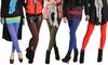 Winter Weight Plush-Lined Leggings: Winter Weight Plush-Lined Leggings
