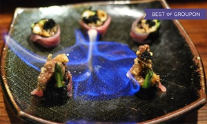 Wildfish: $22 for $40 Worth of Japanese Food and Drinks at Wildfish