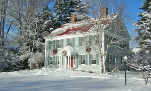2-Night Stay at 19th-Century Massachusetts B&B