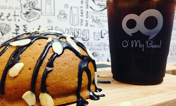 O' My Buns - Miami Beach: $12 for Four Groupons, Each Good for $5 Worth of Food and Drinks at O' My Buns ($20 Total Value)
