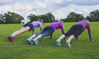 image for Seven Group Boot Camp Sessions for One with Superb Fitness