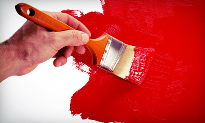 Interiors Plus Decorating - Toronto (GTA): Interior Painting for One or Two Rooms with One or Two Gallons of Paint from Interiors Plus Decorating (Up to 67% Off)