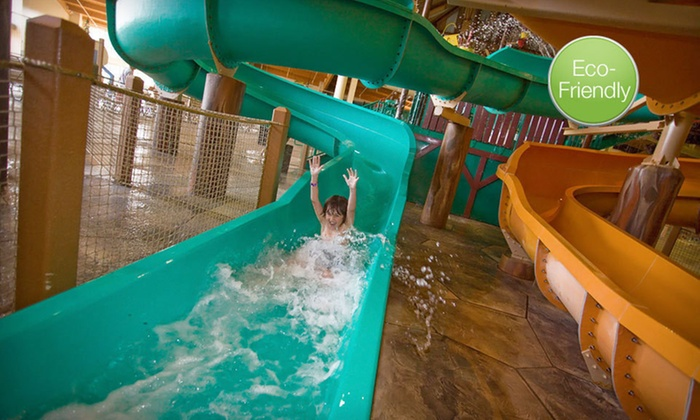Great Wolf Lodge Kansas City - Kansas City, KS: Two-Night Stay with Six Water-Park Passes and One Lunch for Six at Great Wolf Lodge Kansas City