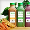 Up to 52% Off Organic-Juice Cleanse at Joos