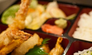 Umai: Japanese Cuisine and Sushi for Dine-In or Take-Out from Umai (Up to 40% Off)