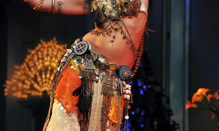 Group Belly Dancing Classes or Private Lesson for an Individual or Group at Zohar Productions (Half Off)