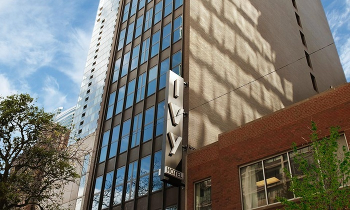 null - Detroit: Stay at Ivy Boutique Hotel in Chicago, with Dates into March
