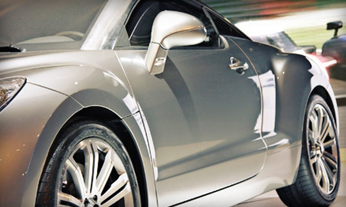 Dent Busters - Wichita: $69 for $150 Worth of Car-Detailing or Dent-Repair Services at Dent Busters