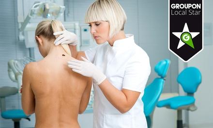 1 o 3 sesiones de tratamiento láser para la eliminación de manchas y lunares desde 39,90 €