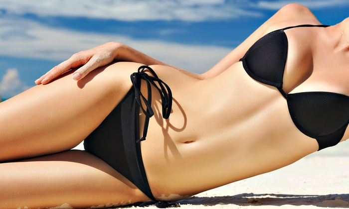 Island Rayz Tanning Salon - Grand Rapids: Red-Light Treatments or Tanning Products at Island Rayz Tanning Salon (Up to 58% Off). Three Options Available.