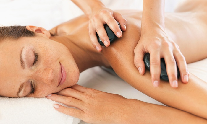Magical Hands Massage Spa - Richmond Hill: Hot Stone and Deep-Tissue Massages at Magical Hands Massage Spa (Up to 52% Off). Two Options Available.