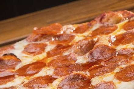 40% Cash Back at C & N Pizza