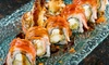 Kobe Japanese Restaurant - Plymouth - Wayzata: $15 for $30 Worth of Japanese Cuisine and Drinks at Kobe Japanese Restaurant