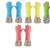 Set of Three Pairs of Fashion Kitchen Gloves