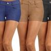 Women's Jeggings Shorts (3-Pack)