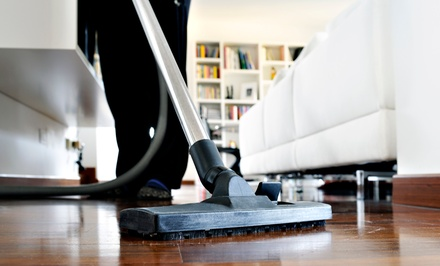 One or Two Two-Hour Housecleaning Sessions from Maxraiders General Cleaning (Up to 56% Off)
