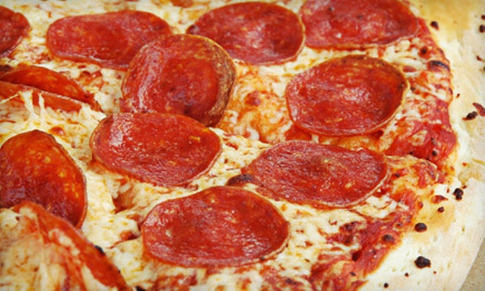 Buca Pizza Pub - Alton: $10 for $20 Worth of Pizza and Pasta at Buca Pizza Pub in Cottage Hills