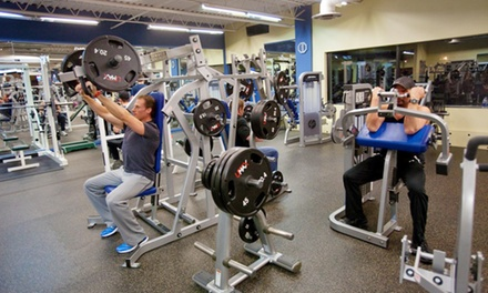 One-Month Membership for One or Two at Cochrane Health & Fitness Club (Up to 61% Off)