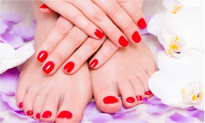 McMurray Styling Center - McMurray: Up to 50% Off Manicure & Pedicure at McMurray Styling Center