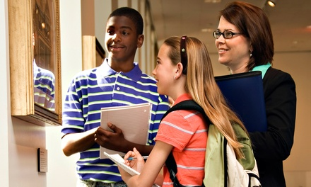 Admission for Six to Kansas Learning Center For Health (Up to 39% Off)