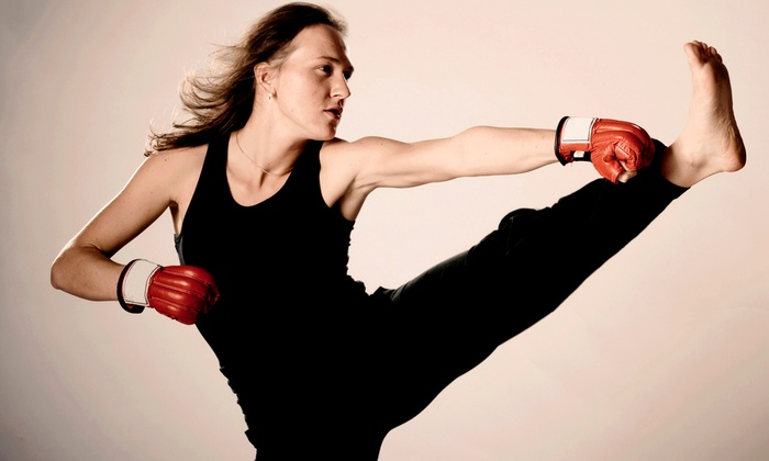 Komel Kickboxing - Calumet City: 10 or 20 Boxing or Kickboxing Classes at Komel Kickboxing (Up to 85% Off)
