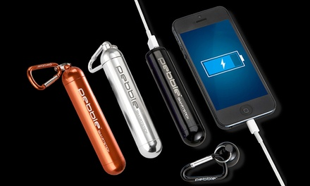 Veho Pebble Smartstick+ 2800mAh Portable Battery for Smartphones