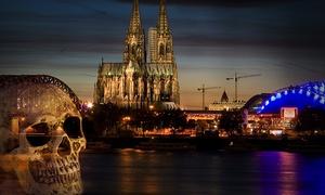 Kölner Stadtführung: Walpurgisnacht-Gruselführung am 30.04.2016 um 18, 20 oder 22 Uhr mit Kölner Stadtführung (42% sparen)
