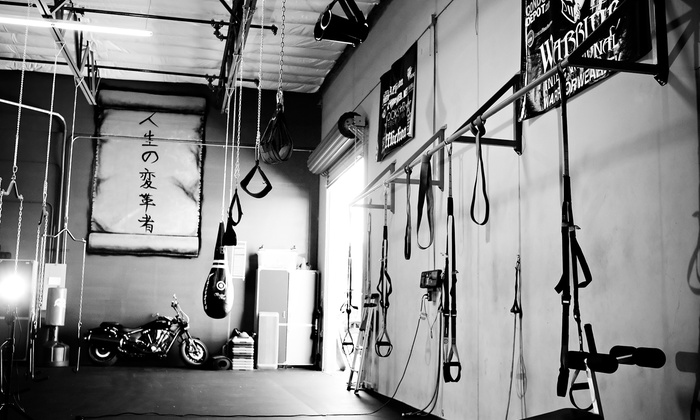 Life Changer Training Institute - Industrial Area East: Two Weeks or One Month of Unlimited Fitness Classes at Life Changer Training Institute (Up to 91% Off)