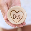Up to 62% Off Personalized Wooden Ring Bowls