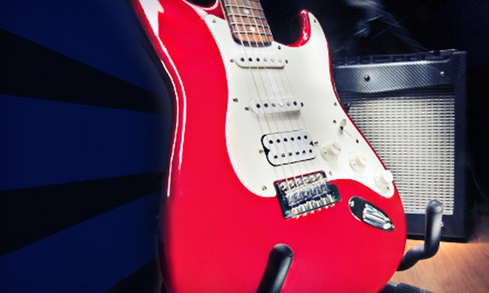 BANG! Music Inc. - Garrisonville: $14 for $25 Worth of Music Lessons at BANG! Music Inc.