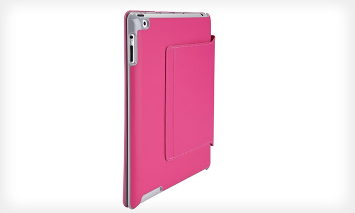 Case Logic iPad Folio: $12.99 for a Case Logic Folio for iPad 2 or 3 in Pink ($50 List Price)