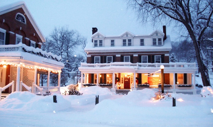 null - Albany / Capital Region: Stay at Kedron Valley Inn in Woodstock, VT; Dates Available into March