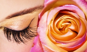 Glam-More Goddess: Small, Medium, or Full Eyelash Extensions at Glam-More Goddess (Up to 61% Off)