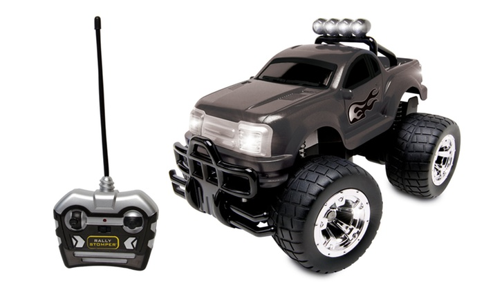 Toy Remote-Controlled Truck: Toy Remote-Controlled Truck