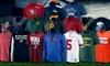 Fanatics/TeamFanShop **NAT**: $15 for $25 Worth of Licensed Sports Apparel fromFanatics