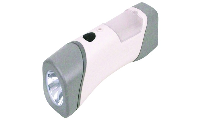 Dorcy Rechargeable Emergency Flashlight 3-Pack: Dorcy Rechargeable Emergency Flashlight 3-Pack