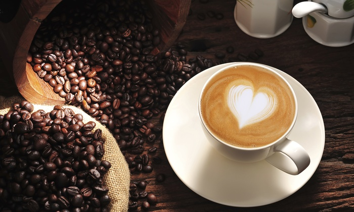 Caffe Roma  - Caffe Roma: Coffee, Breakfast, and Cafe Food at Caffe Roma (40% Off). Two Options Available.